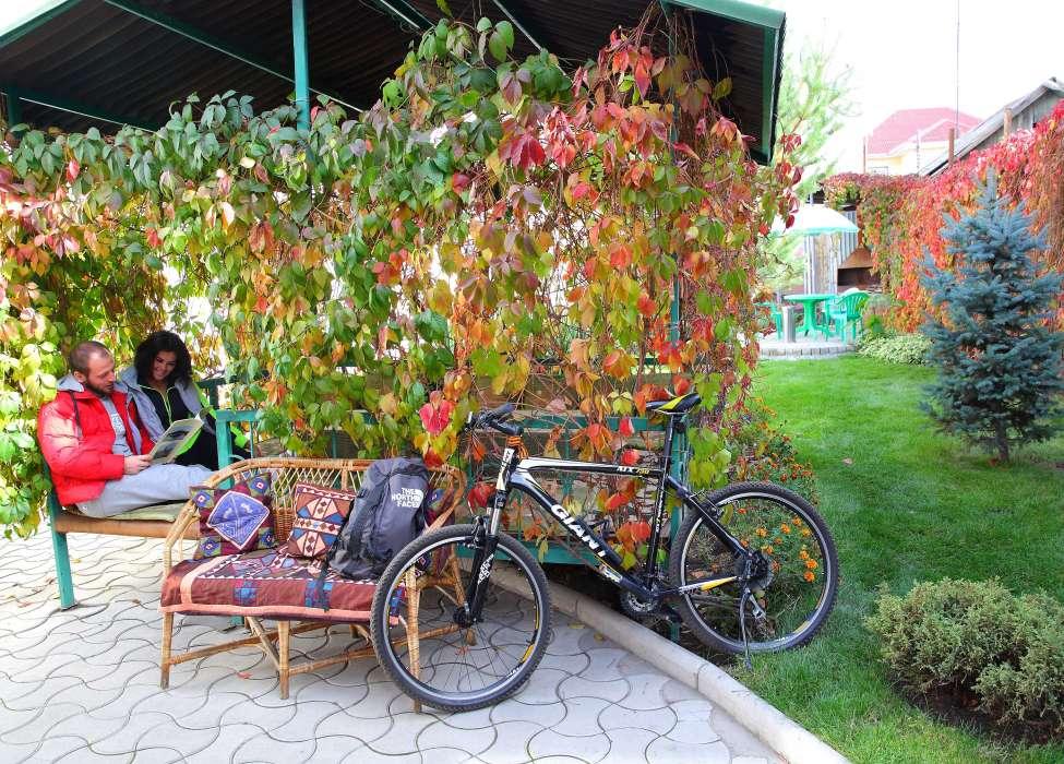 отель Альпинист Бишкек отдых Азия